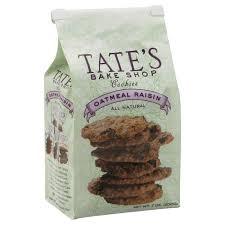 where to buy tate s cookies tates tates cookies oatmeal raisin 7 oz