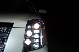cadillac escalade headlights escalade esv led headlight caddyinfo cadillac