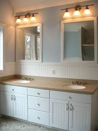 bathroom ideas with wainscoting wainscoting bathroom vanity hardware home improvement
