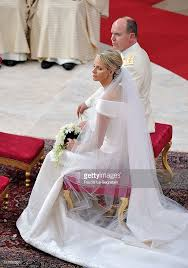 religious wedding monaco royal wedding the religious wedding ceremony photos and