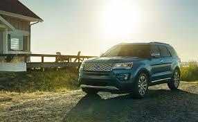 Ford Explorer Blue - new ford explorer in denham springs la all star ford