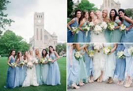 wedding dresses for bridesmaids summer blue bridesmaid dresses cherry