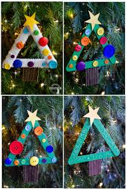 halloween tree with ornaments diy kids christmas tree ornament tgif this grandma is fun