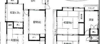 modern japanese floor plans japanese house floor plan traditional