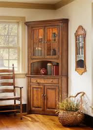 storage cabinets ideas corner china cabinet hutch beautifying