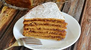 old fashioned stack cake