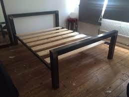 bespoke custom metal bed frame in lambeth london gumtree
