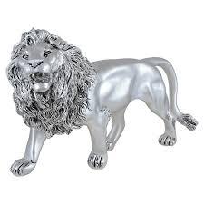lion figurine lion figurine lion pouncing 01008656 lladro figurine seaway china