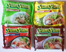 cuisine yum yum yum yum instant noodles dingho