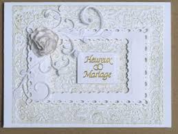 scrapbooking mariage carte de mariage projet scrapbooking