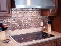 Beautiful Punched Tin Backsplash Pictures Home Design Ideas - Tin backsplash