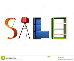 furniture sale royalty free stock photography image 28654307