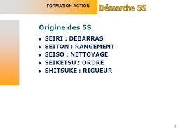 5s dans les bureaux copyright al consulting appliquer les 5s dans les ateliers et dans