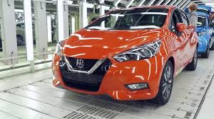 nissan micra mark 1 2017 nissan micra production youtube