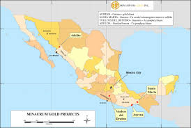 Guerrero Mexico Map by Guerrero Gold Belt Tag U2013 Caesars Report