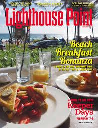 lighthouse point magazine february 2014 by point publishing issuu
