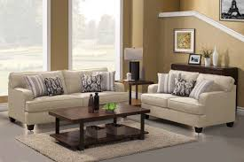 homelegance furnishing mayflower beige chenille sofa set usa