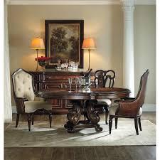 hooker furniture 5272 75213 grand palais 72 round pedestal dining