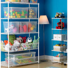 Container Store Shelves by Wire Shelves The Container Store
