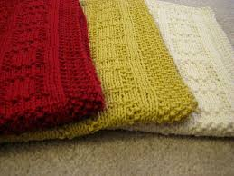 Wedding Gift Knitting Patterns 27 Best Knitted Stuff Images On Pinterest Hand Towels Dish