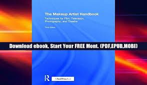 the makeup artist handbook the makeup artist handbook free pdf makeup brownsvilleclaimhelp