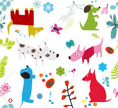 dog clipart wallpaper free dog clipart wallpaper