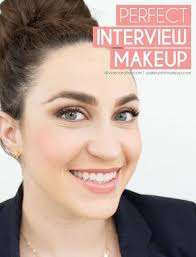 job interview makeup looking good getting the gig