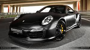 porsche cayenne matte black matte black porsche 991 turbo s w gmg headers installed by mm