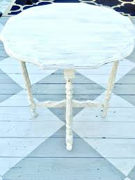 How To Paint A Table How To Paint A Table To Look Distressed Thistlewood Farm