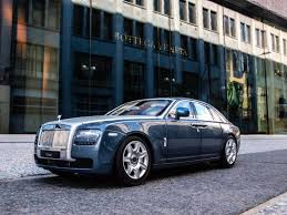 roll royce blue rolls royce ghost lunar blue kyosho dealer edition dx