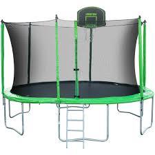 Trampoline Backyard Exceptional Best Rated Backyard Trampoline Part 2 Safest