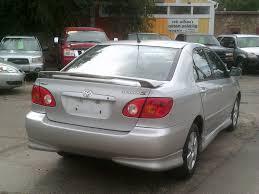 toyota corolla custom 2004 toyota corolla s 4800 mr auto