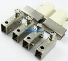 glass door pivot hardware aliexpress com buy press open double glass door pivot hinge set