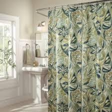 Rainforest Shower Curtain - tropical fabric shower curtain foter