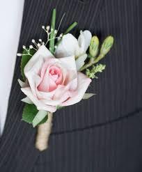mens boutineer men s wedding pink boutonniere wedding ideas pink