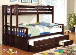 Bunk Bed With Desk And Couch Bunk Beds Wooden Bunk Beds With Steps Bunk Beds With Stairs And