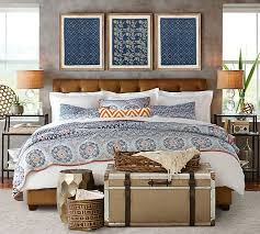 pottery barn pia medallion quilt sham pottery barn