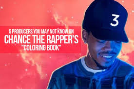coloring book chance 5 producers you may not on chance the rapper s coloring book
