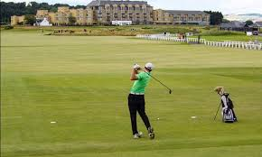how did the scottish men plait and club their hair stag party idea scotland golf course tour
