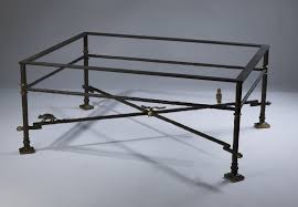 Glass And Gold Coffee Table Coffee Table Glass Metal Coffee Table Hand Wrought Iron With Gold
