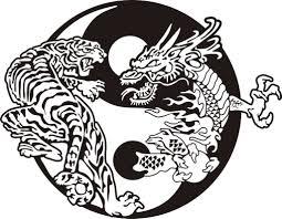 tiger yin yang fantastic