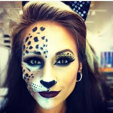 leopard halloween makeup ideas 38 images about facepaint on we heart it see more about face