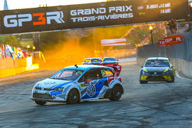 peugeot canada eanney wins world rx of canada for team peugeot hansen rallycross