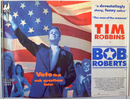 Flag Day Funny Flashback On 1992 U0027s Bob Roberts Reviewed By Mark Leonard