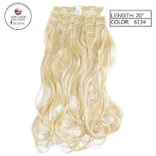 Blonde Hair Extensions Clip In by Cheap Blonde Hair Clip Ins Find Blonde Hair Clip Ins Deals On