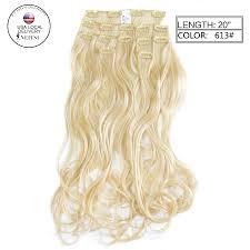 Hair Extension Clip Ins Cheap by Cheap Blonde Hair Clip Ins Find Blonde Hair Clip Ins Deals On