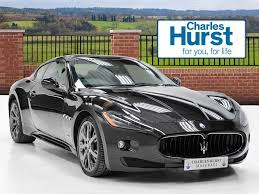 maserati granturismo blacked out maserati granturismo s black 2011 03 11 in county antrim gumtree