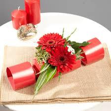 red oasis floral creations christmas cracker u2026 pinteres u2026