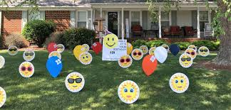 lawn decorations for birthdays style home design fresh under lawn