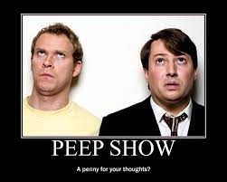 peep show motivational by reban on deviantart